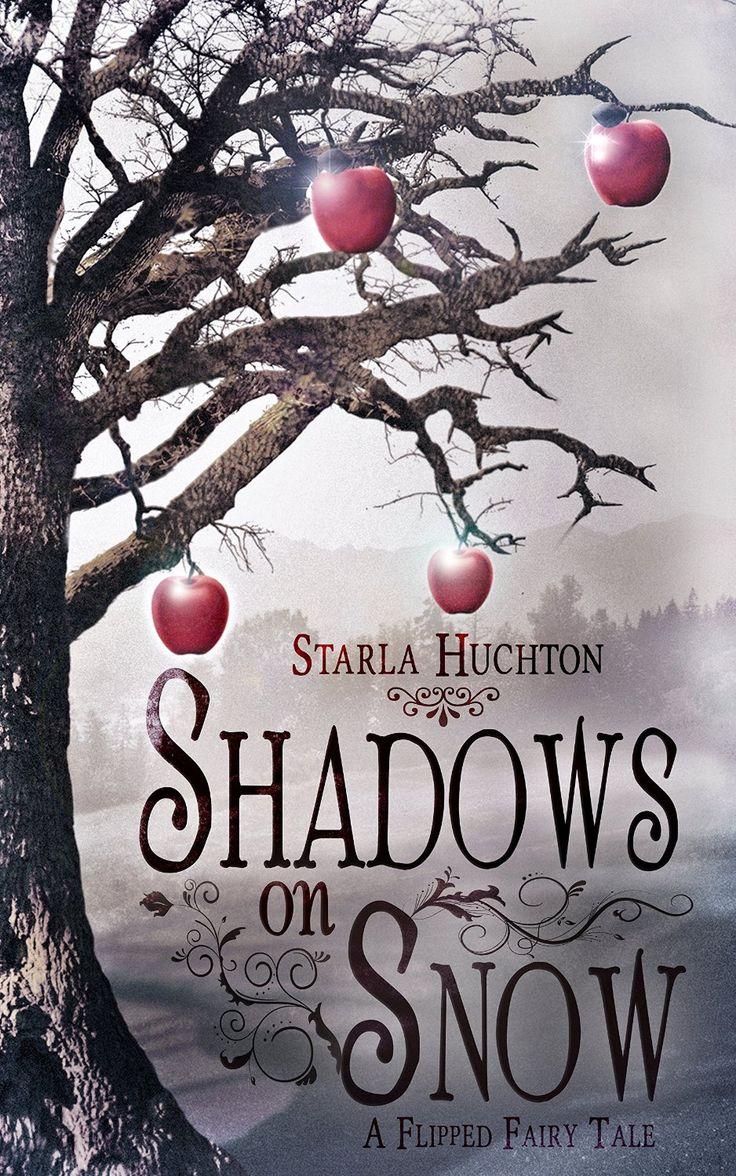 Shadows On Snow By Starla Huchton