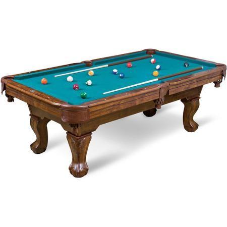 "Eastpoint Sports 87"" Brighton Billiard Pool Table - Walmart.com"