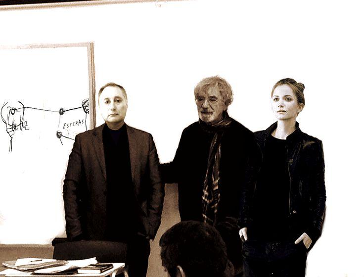 Dr. Adolfo Vásquez Rocca y Humberto Maturana - Arte-Terapia y Biología Cultural U.M.