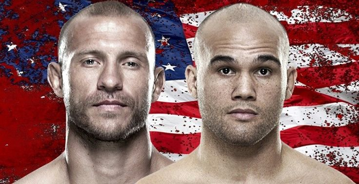 Welterweights Donald Cerrone and former champion Robbie Lawler will face off on July 8 in