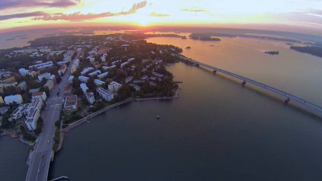 Aerial sightseeing in Helsinki 2013. Filmed with a DJI Phantom quadcopter and Hero 3 Black Edition. Edited in Final Cut Pro X.  The song is Crystallize by Lindsey Stirling.