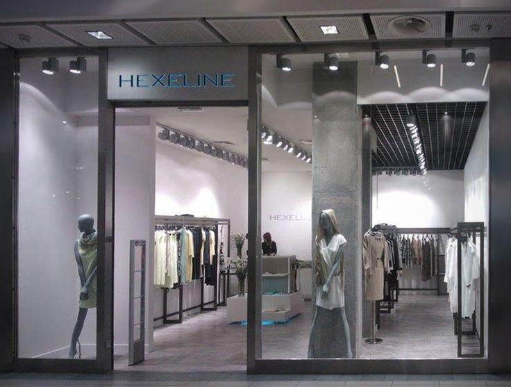 HEXELINE store   Focus Galeria   Bydgoszcz