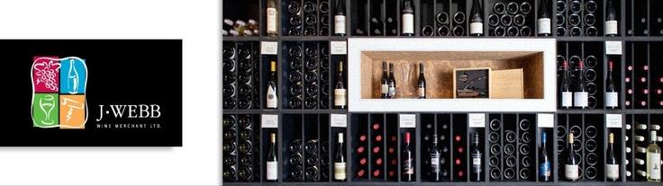 J.Webb Wine Merchant on Alberta Winestein