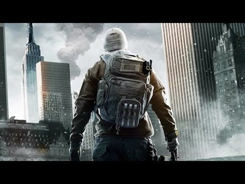PS4 - Tom Clancy's The Division Trailer - YouTube
