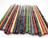 Harry Potter Wands Wizard Wands Party Favors - Set of 6 to Set of 9