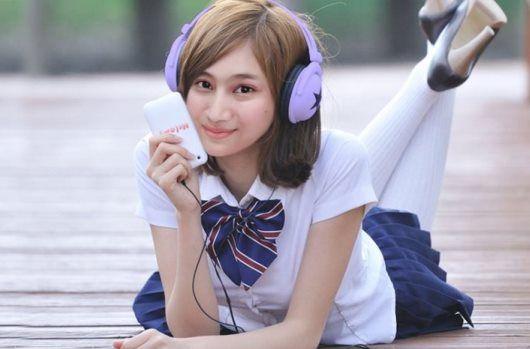 foto melody jkt48 yuuhi wo miteiruka