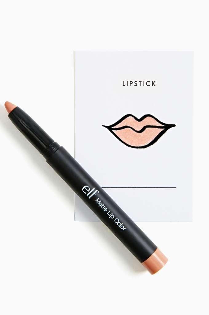 E.L.F. Studio Matte Lip Color - Nearly Nude