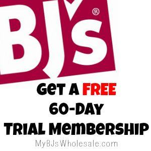 3 month bjs membership