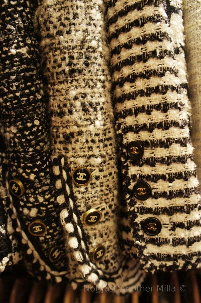 Tweed - Chanel