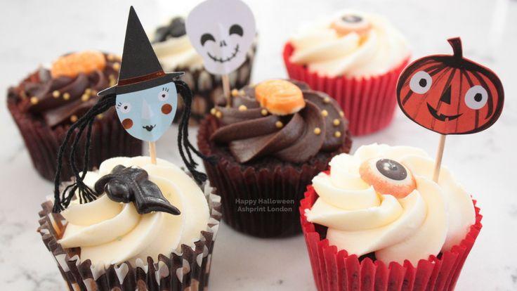 Happy Halloween! #happy #halloween #happyhalloween #halloweensweets #halloweentime #foodie #sweets #muffins #halloweenmuffins #halloweencupcakes #crazycupcakes #cupcakes #october #october31st #pumpkin #ghost #witch #skull #trickortreat #halloween2017 #harrow #wembley #london #ashprintlondon