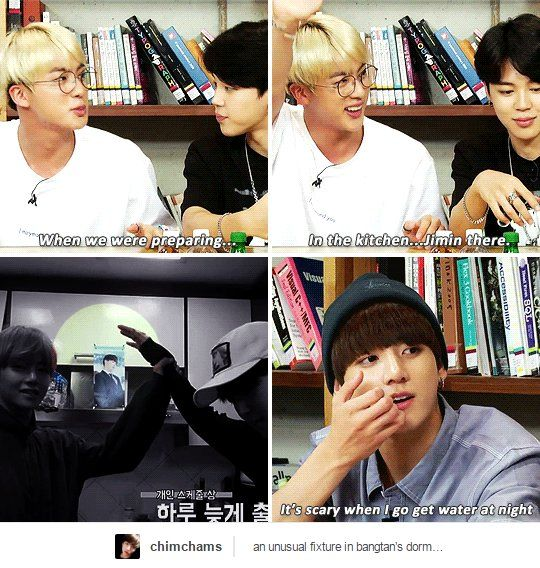 Kookie just won't be left alone by chimchim