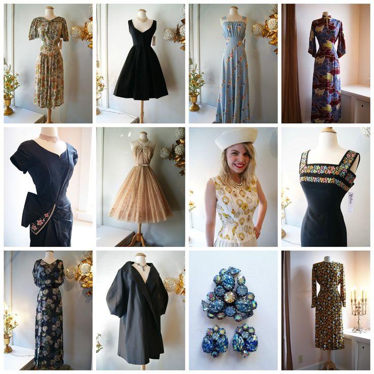 Xtabay Vintage Clothing Boutique - Portland, Oregon: June 2013