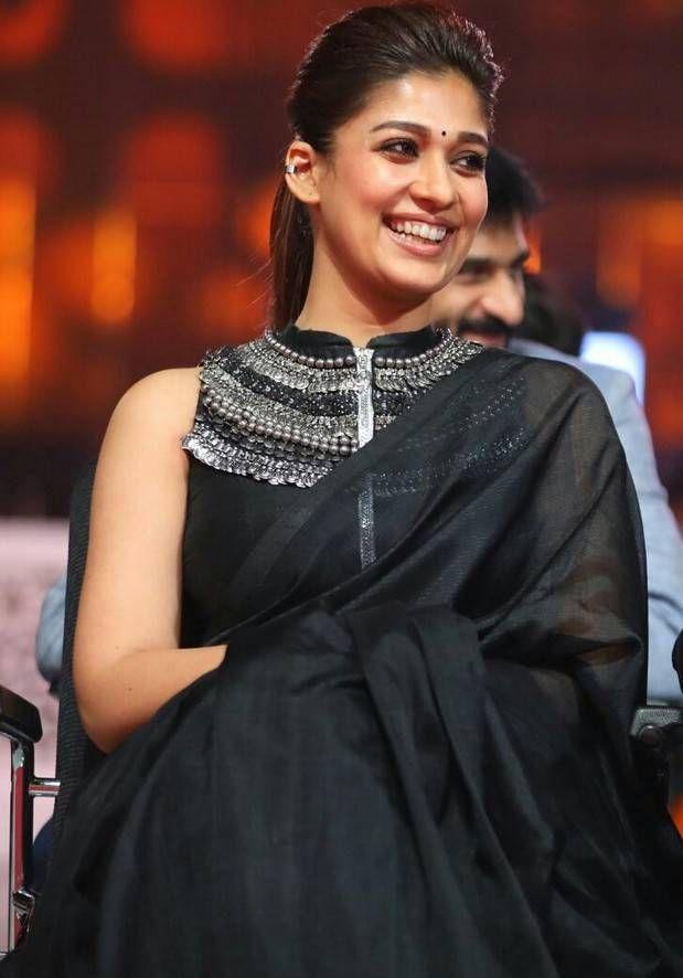 Nayanthara Awesome Look At SIIMA Awards 2017 Stills in 2020 | Indian actress photos, Nayanthara hairstyle, Cool braid hairstyles