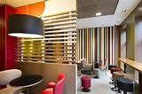 Interieurontwerp McDonald's restaurants - Desarc