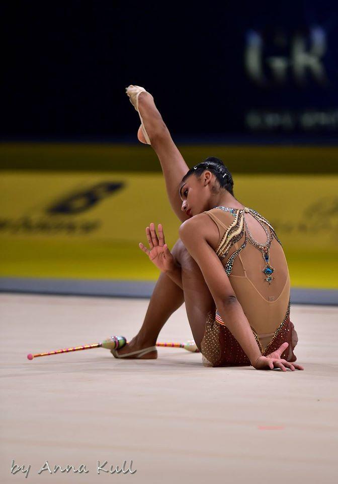 Nastasya Generalova (USA), Grand Prix (Kiev) 2017