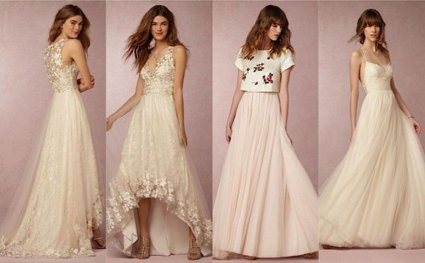 Perfect Modern Wedding Dresses with Classic Charm