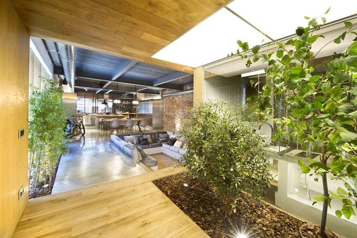 Bajo comercial convertido en loft, Terrassa, 2014 - Egue y Seta