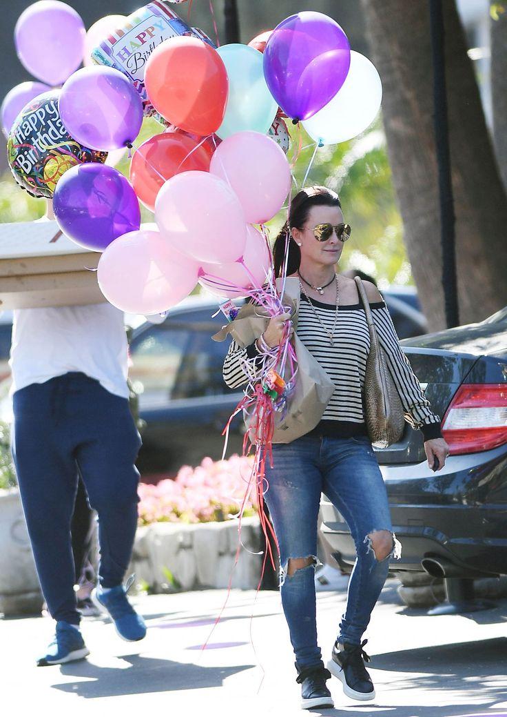 Kyle Richards #KyleRichards at Her Daughters birthday Party in Studio City 11/03/2017 Celebstills K Kyle Richards