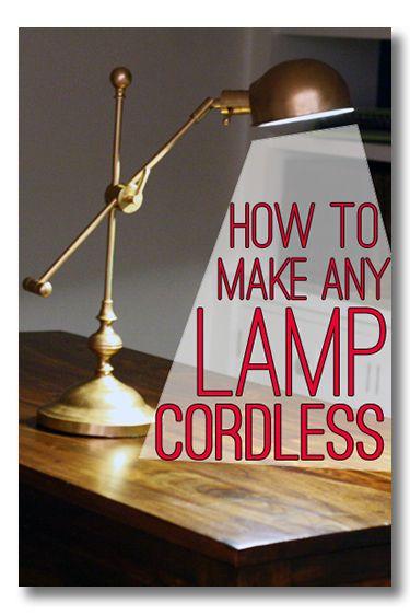 DIYs worth doing :: great DIY lighting projects