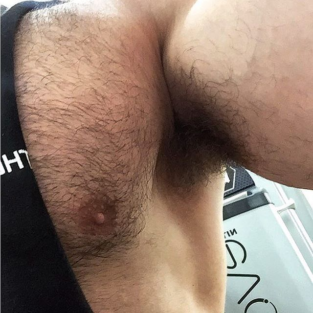 s armpits hairy sweaty Man smelly