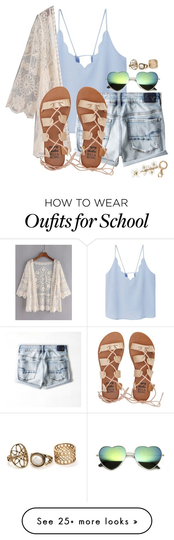 """Winston Churchill's great grandson, Jonathan Sandys, spoke at our school today"" by reaw on Polyvore featuring MANGO, American Eagle Outfitters and Billabong"