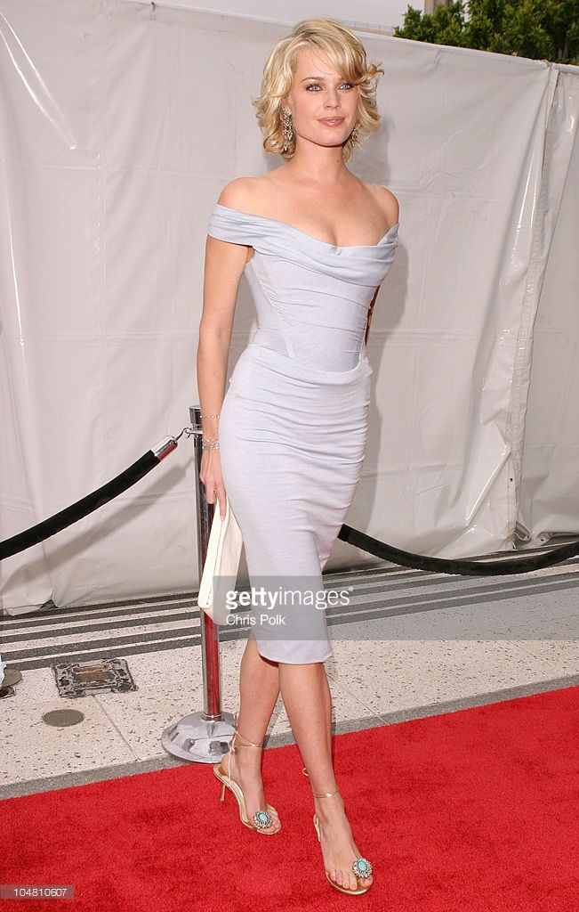 Rebecca Romijn at the Placido Domingo & Friends Concert & Gala at Dorothy Chandler Pavilion in Los Angeles, CA, United States.