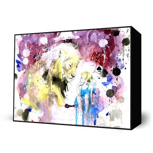 Whatever Mini Art Block now featured on Fab. [Lora Zombie]