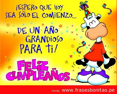 Saludo de feliz cumplea os mafer pinterest birthday - Feliz cumpleanos bebe 1 ano ...