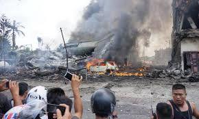 Ινδονησία: 13 νεκροί από συντριβή αεροσκάφους: Ένα φορτηγό αεροσκάφος των ινδονησιακών αερογραμμών συνετρίβη σε μια ορεινή περιοχή κατά τη…
