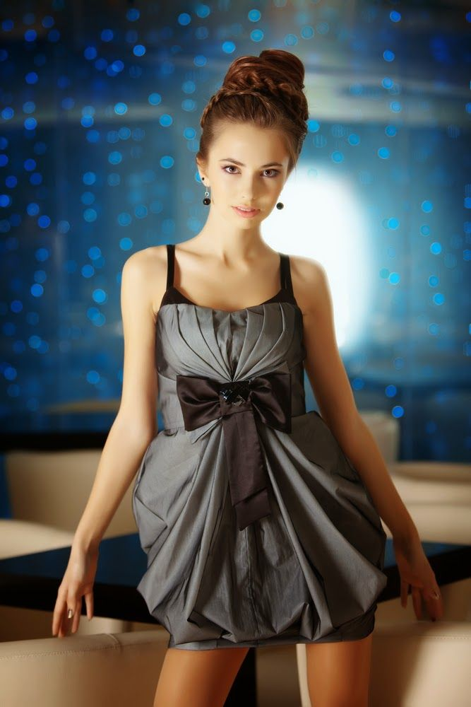 Trendy Feminim Party Dress Fashions