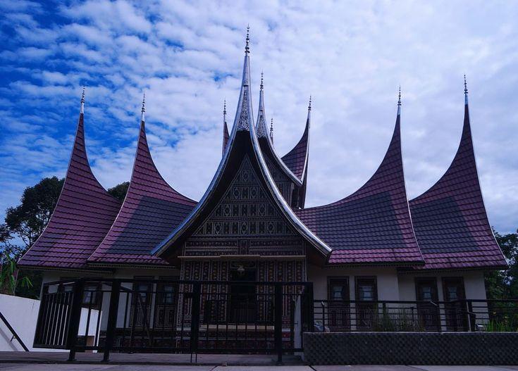 Modern Rumah Gadang by neilstha firman