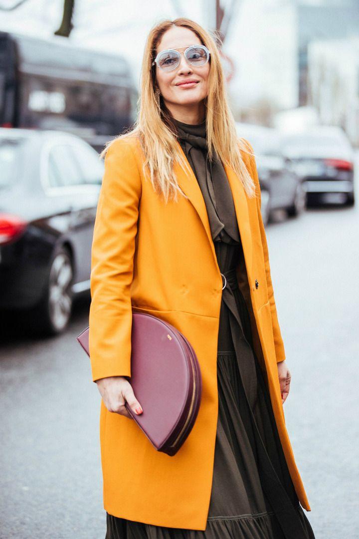 Sokak Stili: 2017-18 Sonbahar/Kış Paris Moda Haftası 5. ve 6. Gün