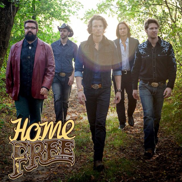 Amazing acapella group - Home Free! Check them out on iTunes - they