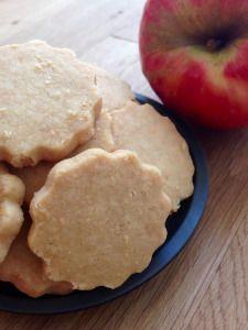 Käse-Biskuits mit salzarmem Käse