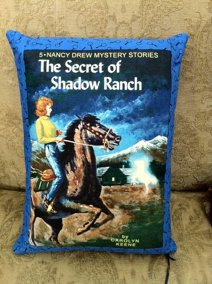 nancy drew the secret of shadow ranch book report