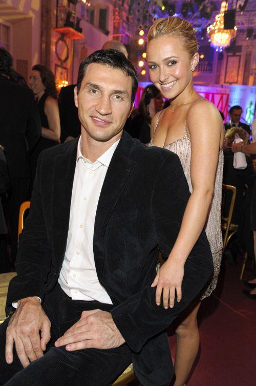 Hayden Panettiere acepta la proposición de matrimonio del boxeador Wladimir Klitschko