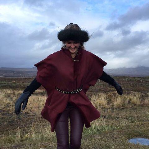 Iceland / Island geysir Kristina Krøvel