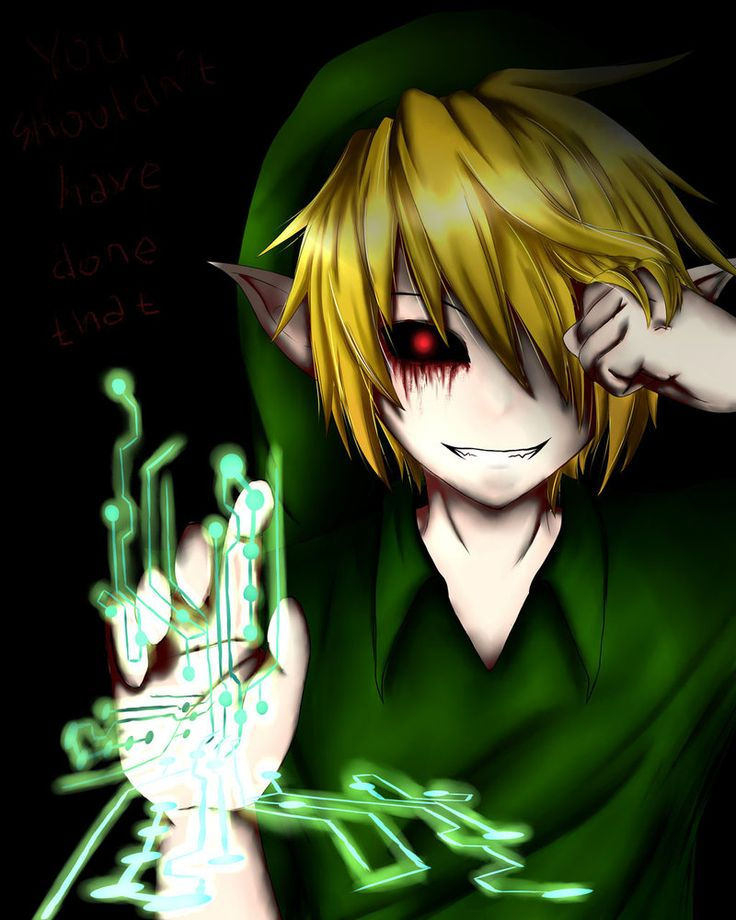 creepypasta dark link | Ben Drowned by Ren-Ryuki