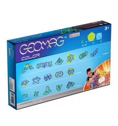 Geomag klocki Color - 86 elementów https://pulcino.pl/geomag/86-geomag-klocki-color-86-elementow.html