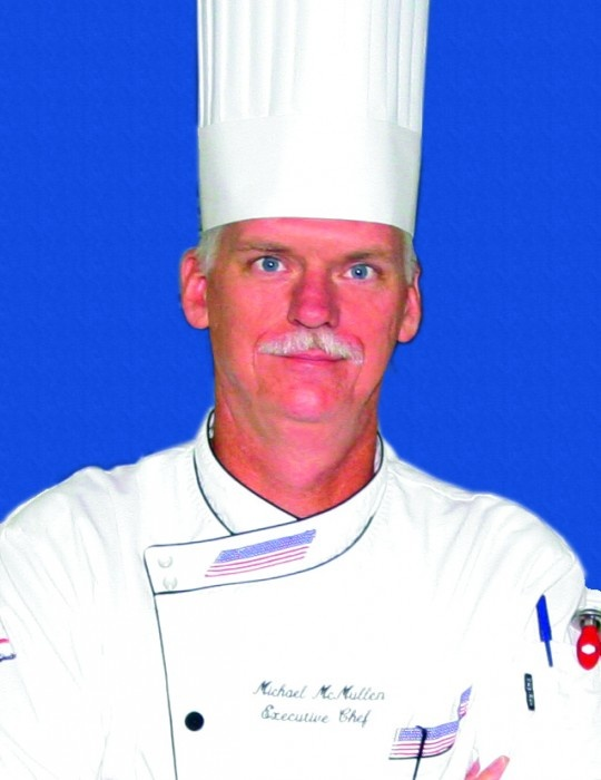 Chef Michael At Jack S Place Mcmullen Joined Rosen Plaza In 2006
