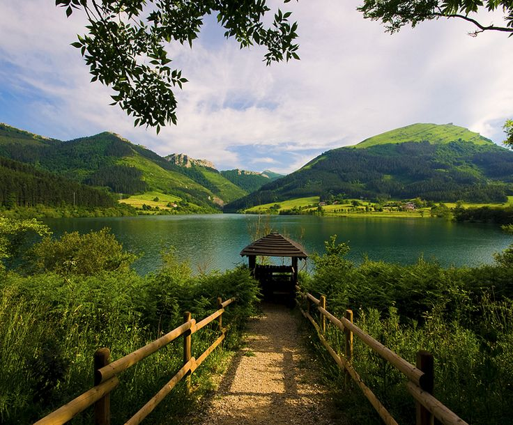 Basque Country, Spain.