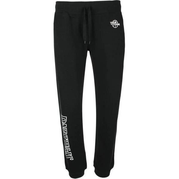 SPALDING Pantalon d'entraînement de basket-ball Team II 4Her – Femme – Noir