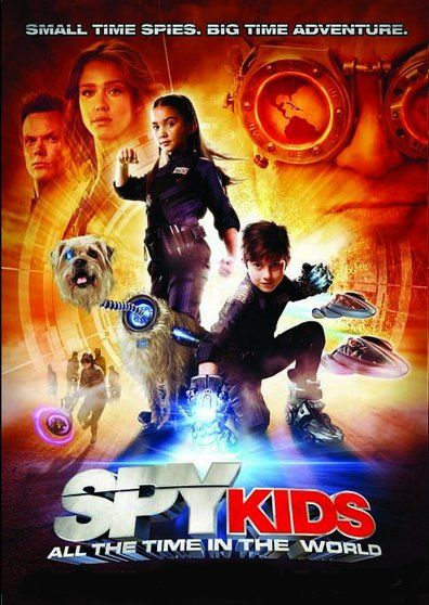 Spy Kids 4: All the Time in the World (2011) Regarder Spy Kids 4: All the Time in the World (2011) en ligne VF et VOSTFR. Synopsis: Rebecca et Cyril Wilson sont des jumeaux, fille et garçon du...