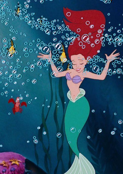 人魚姫がモデルの『リトルマーメイド』                                                                                                                                                                                 もっと見る