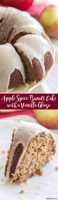 Easy Apple Cake Scratch