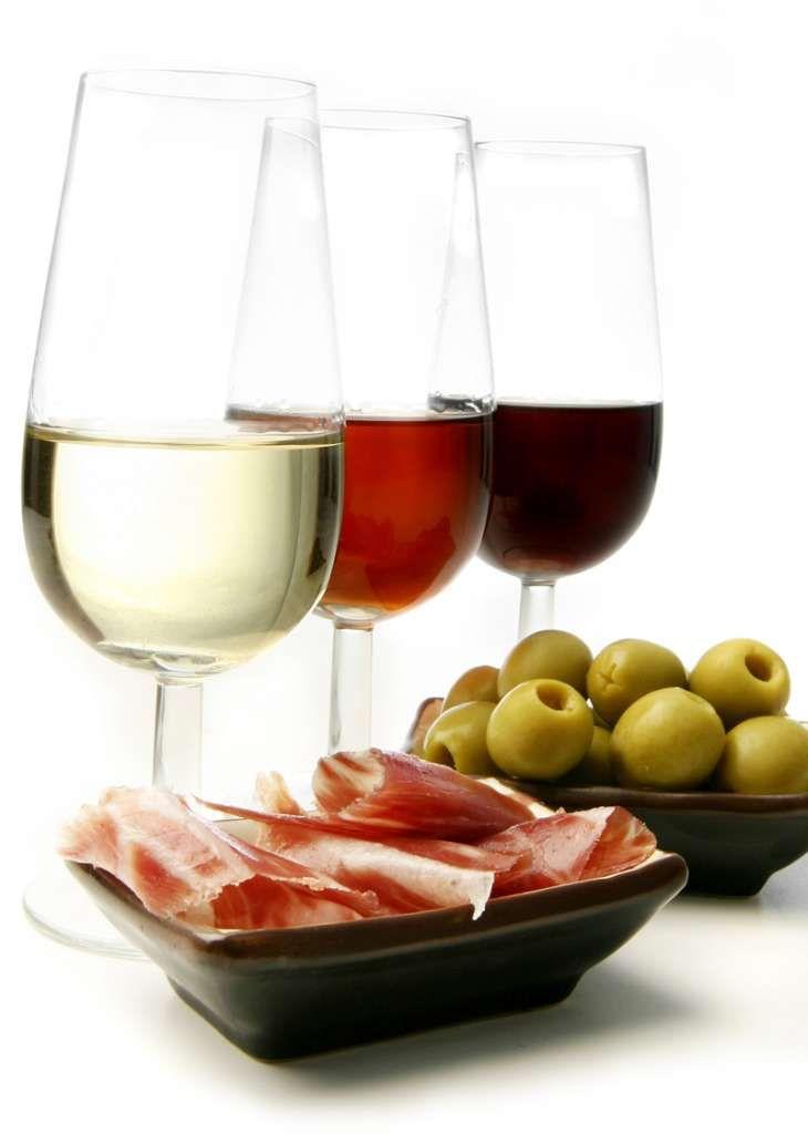 Vino de Jerez - Cádiz, Andalucía, España.