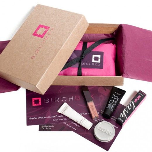 15 Great Alternatives to Birchbox Monthly Makeup Sample Boxes (For the day I want Birchbox AND possibly another!)