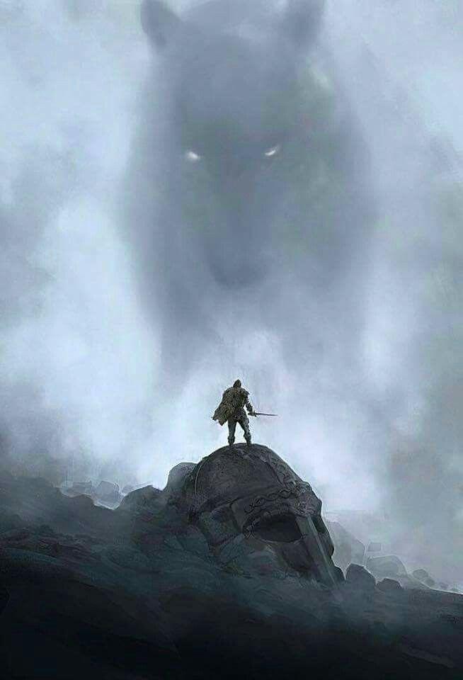 Jugement de l'humain par le dieu loup <3 Xélhord <3