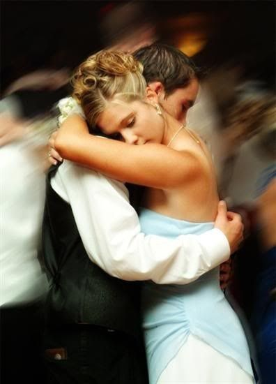 Nothing matter when you in the arms of the person you love.