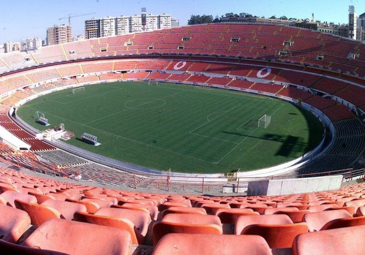 Antigo Estádio da Luz